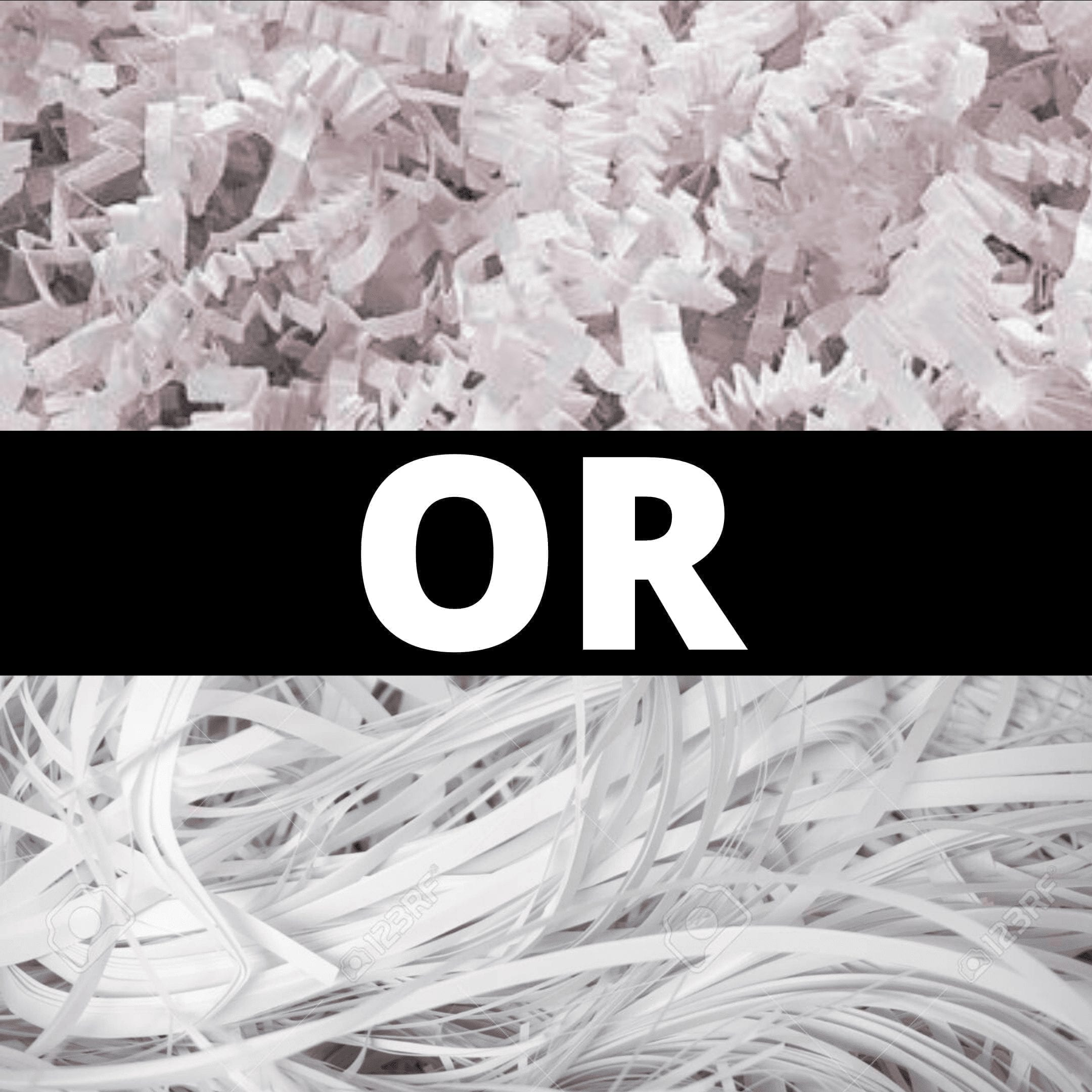 Crinkles or Strips, what to choose when gifting?