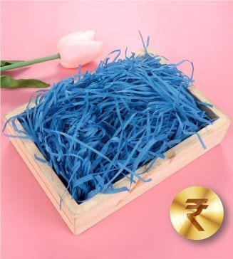 Paper Filler Blue