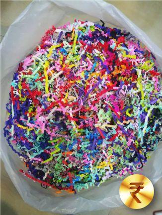 Coloured-Shredded-Paper