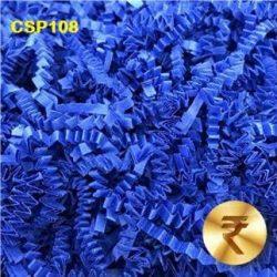 Royal-Blue-Crinkle-Paper