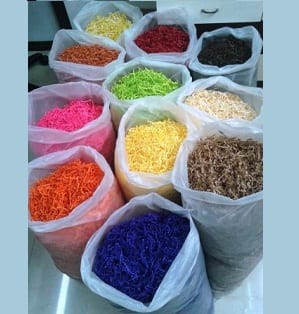 Crinkle paper Suppliers